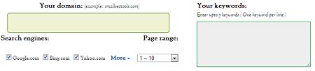 Free Tools to Check Google Keyword Rankings