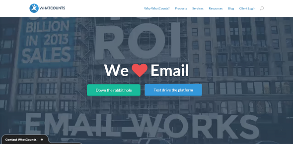 WhatCounts: The Best Email Marketing Tool