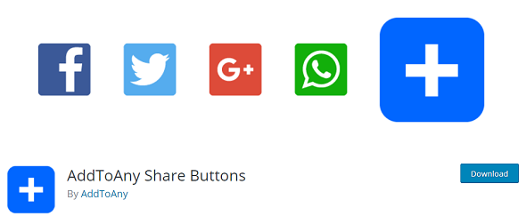 social share plugin wordpress with shortcode