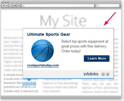Intext Ad: Best Adsense Alternative