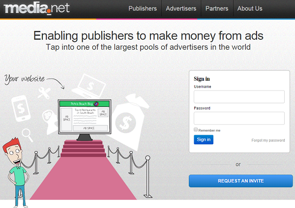 Media.Net: another Highest Paying Adsense Alternative