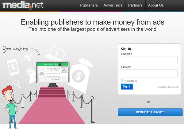Media.Net: another Highest Paying Adsense Alternative