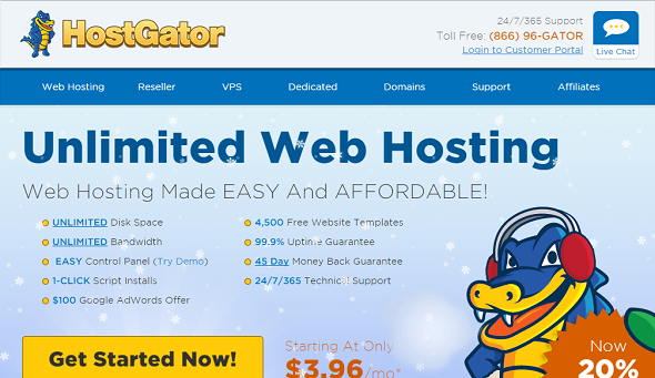 HostGator: Managed WordPress Hosting Company