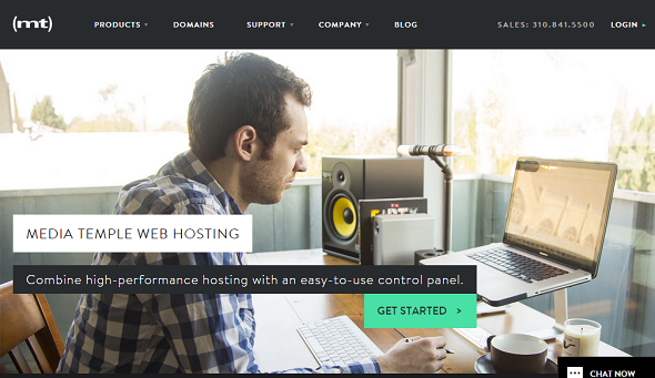 Media Temple: Best Hosting Companies for WordPress