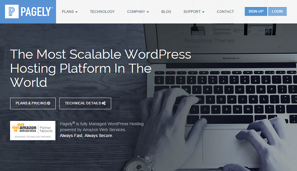 Pagely: Best WordPress Hosting Company