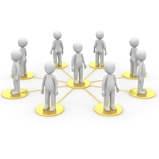 Blogging Communities to network