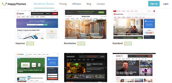 cheap WordPress blog themes