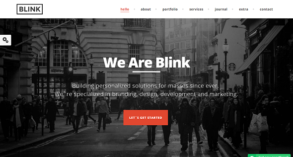 medium clone WordPress theme