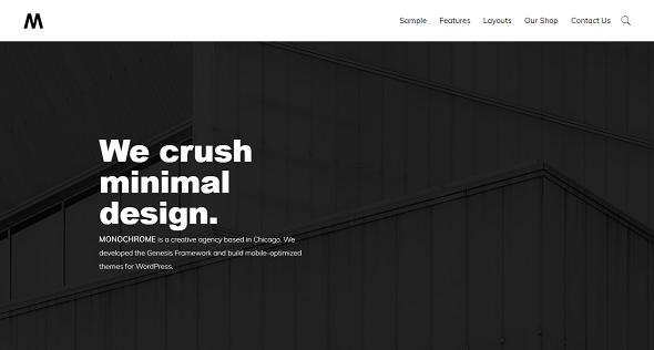 Best Minimalist WordPress Themes