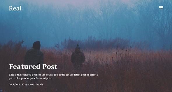 Medium-Style WordPress Themes