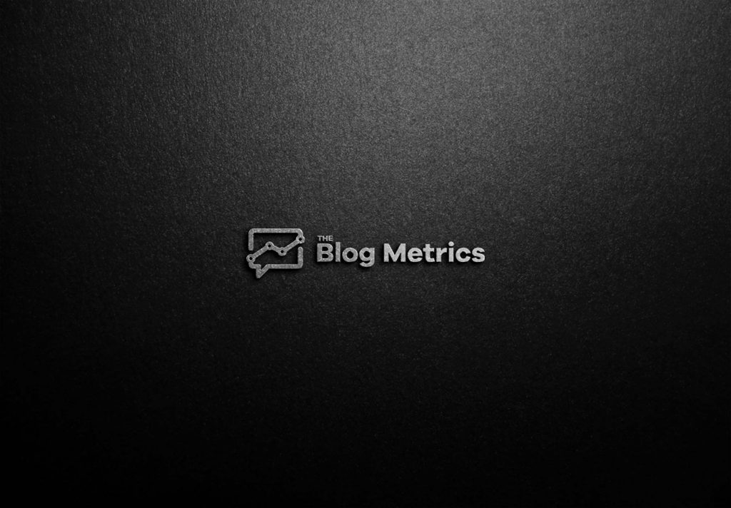 About The Blog Metrics