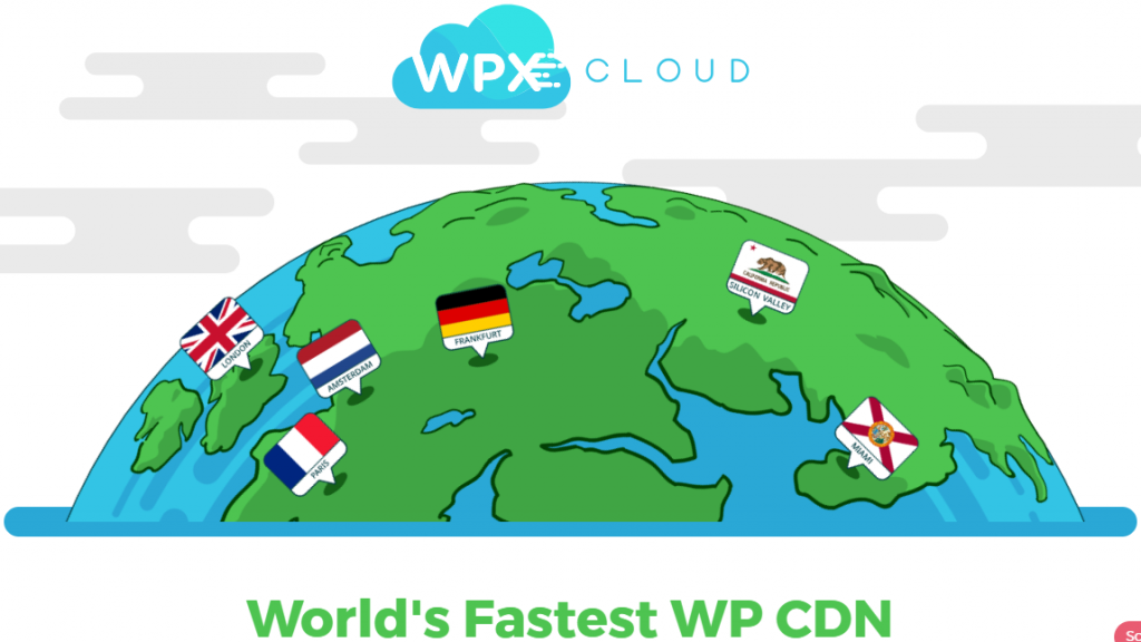 WPX Cloud: CDN