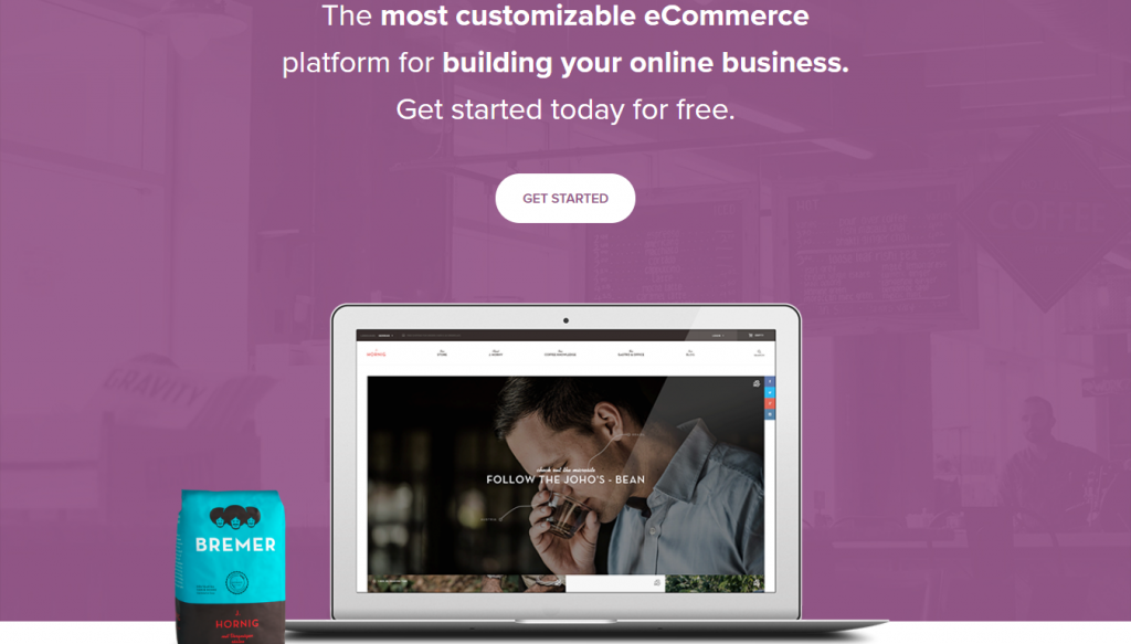 best ecommerce platform for startups