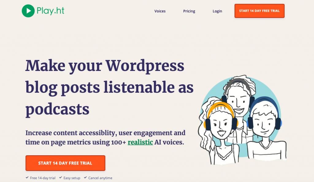 Best Text to Speech WordPress Plugins