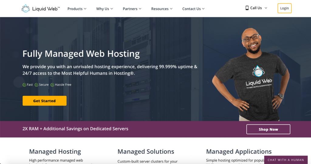 Liquid Web eCommerce Hosting