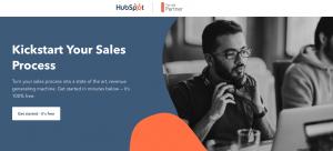 HubSpot Best CRM software